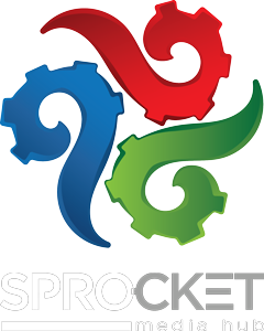 Sprocket Media Hub Logo